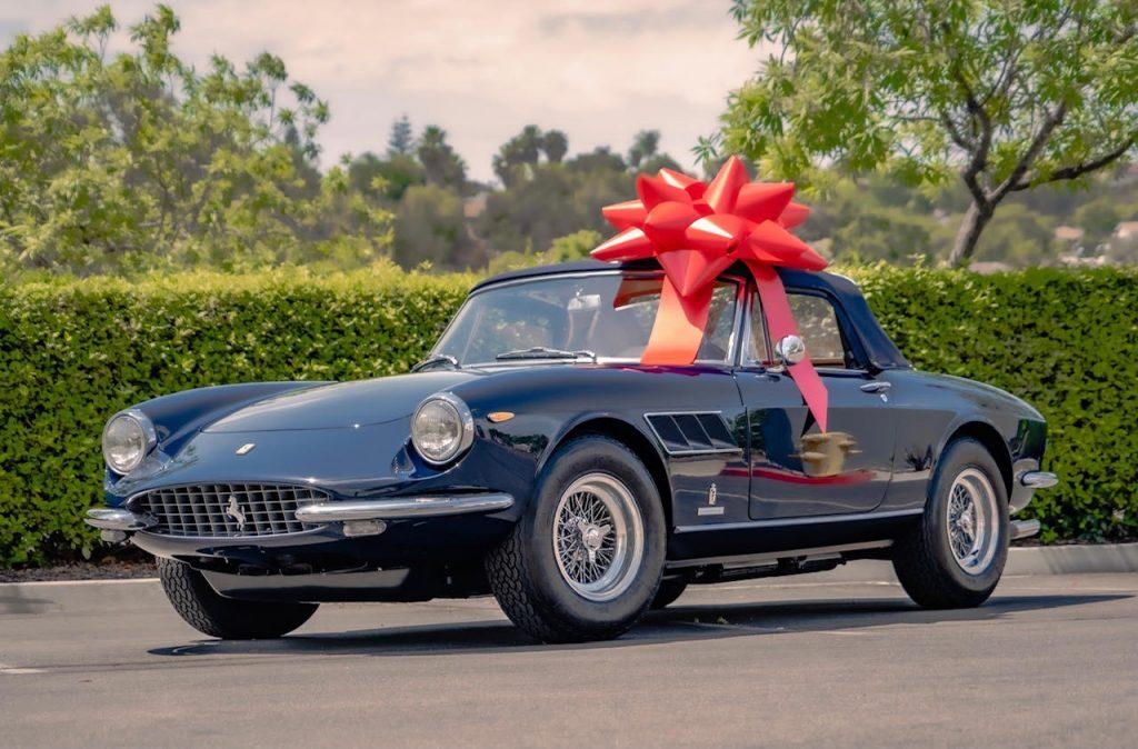 Classic Car Bow